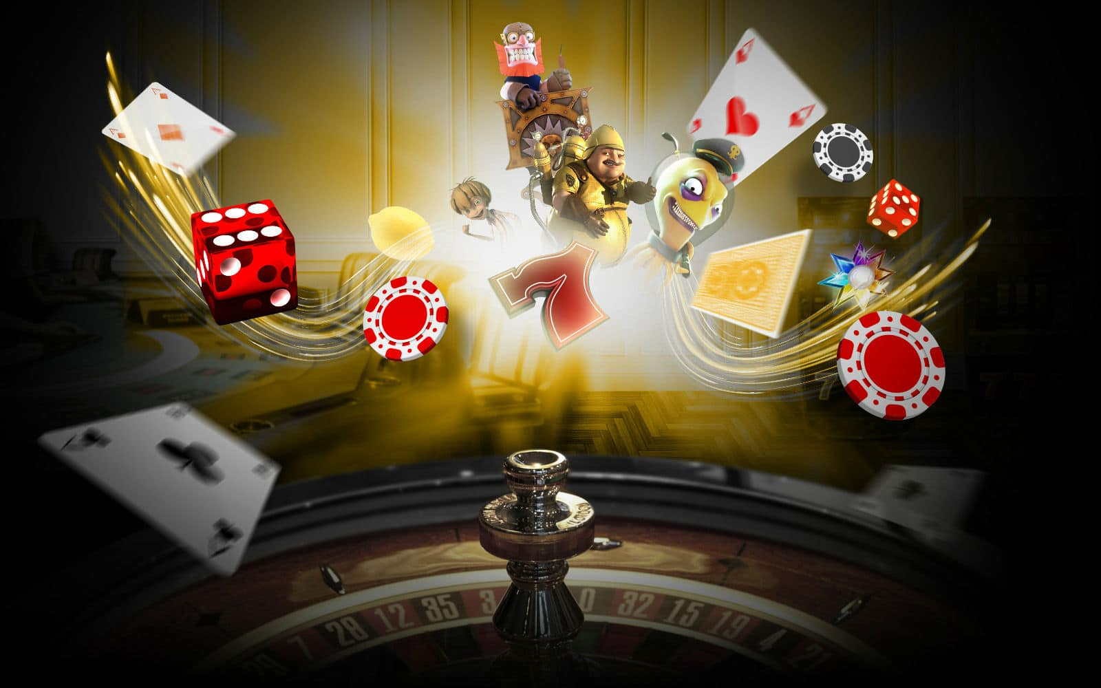 Was sind Online Casinos ?
